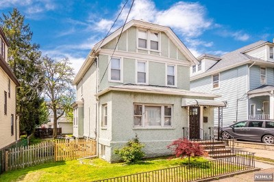 North Bergen Single Family Home Under Contract: 329 77th Street