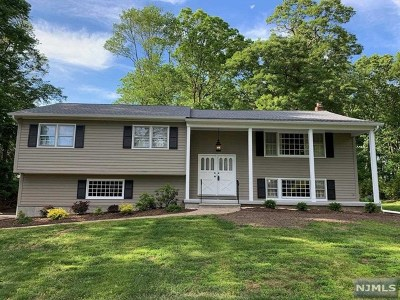 Bergen County Single Family Home Under Contract: 592 Colonial Road