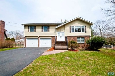 Bergen County Single Family Home Under Contract: 521 Grace Avenue