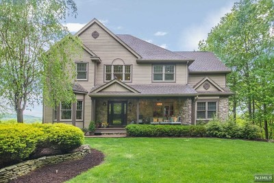 Morris County Single Family Home Under Contract: 49 Pheasant Run