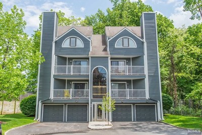East Rutherford Condo/Townhouse Under Contract: 43b Triumph Court