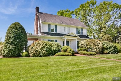 Wyckoff Single Family Home Under Contract: 440 Clinton Avenue