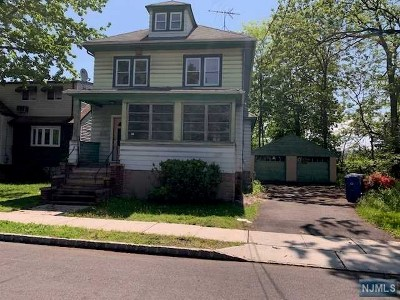 Englewood Single Family Home Under Contract: 247 Epps Avenue