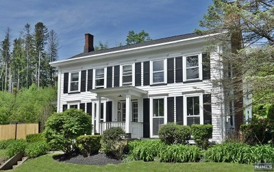 West Milford Single Family Home Under Contract: 1225 Macopin Road