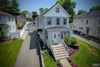 Morris County Single Family Home Under Contract: 10 George Street