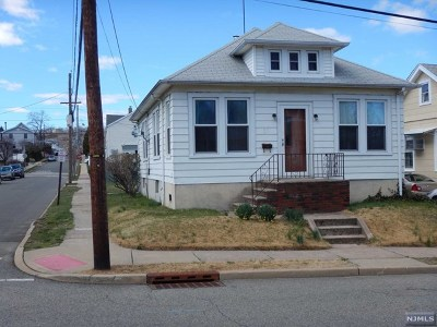 Passaic County Single Family Home Under Contract: 65 Dewey Avenue