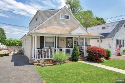 Carlstadt Single Family Home Under Contract: 729 9th Street