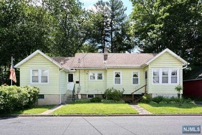 Westwood Single Family Home Under Contract: 15 Steuben Avenue