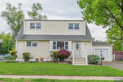 Passaic County Single Family Home Under Contract: 55 Dowling Parkway