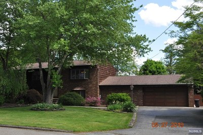 Morris County Single Family Home Under Contract: 15 Vassar Road
