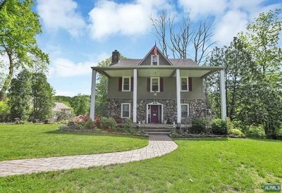 Bergen County Single Family Home Under Contract: 132 South Franklin Turnpike