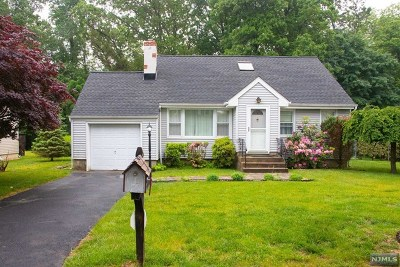 Denville Township Single Family Home Under Contract: 19 Winding Way