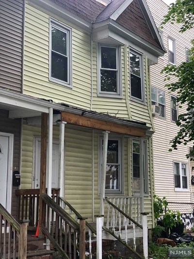 Essex County Multi Family 2-4 Under Contract: 30 Linden Avenue