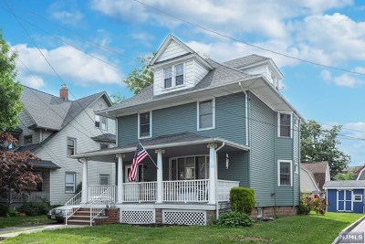 Rutherford Single Family Home Under Contract: 35 Courier Place