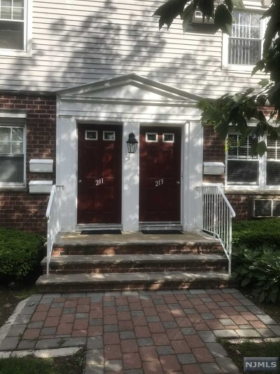 Rutherford Condo/Townhouse Under Contract: 213 Grand Avenue #A