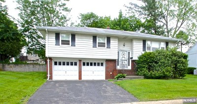 Fair Lawn Single Family Home Under Contract: 40-08 Tierney Place