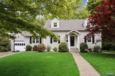 Glen Rock NJ Single Family Home Under Contract: $570,000