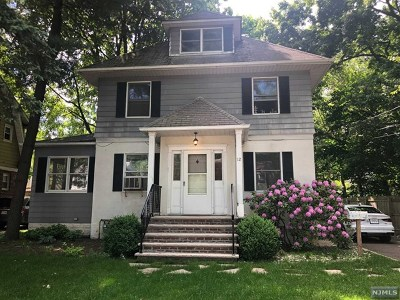 Closter Single Family Home Under Contract: 12 Pine Street