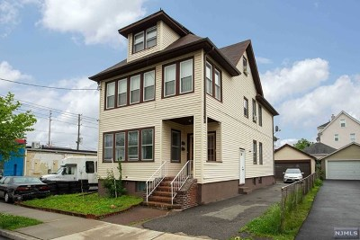 Clifton Multi Family 2-4 Under Contract: 129 East 9th Street