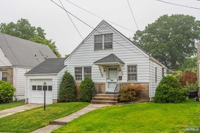 Essex County Single Family Home Under Contract: 272 Division Avenue