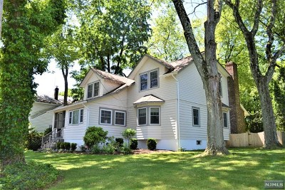 Glen Rock Single Family Home Under Contract: 211 Pinelynn Road
