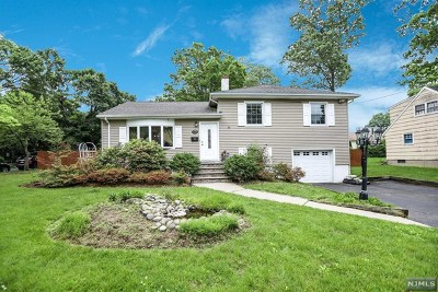 Hillsdale Single Family Home Under Contract: 218 Evergreen Street
