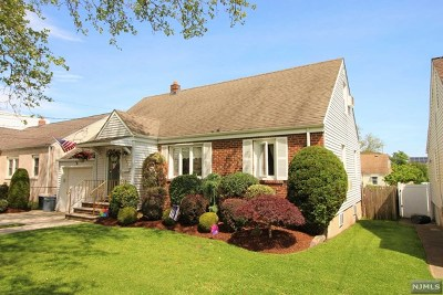 Hudson County Single Family Home Under Contract: 192 Hickory Street