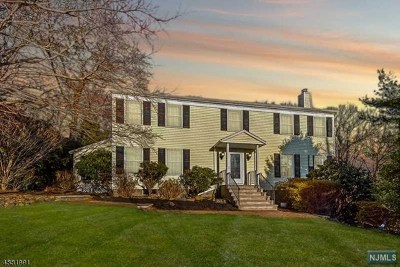 Boonton Town Single Family Home Under Contract: 532 Essex Avenue
