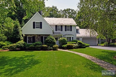 Ridgewood Single Family Home Under Contract: 250 Lotte Road