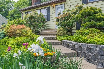 Morris County Single Family Home Under Contract: 55 Locust Drive