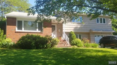 Fair Lawn Single Family Home Under Contract: 3 Kershner Place