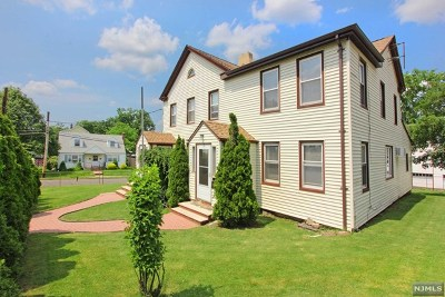 Essex County Multi Family 2-4 Under Contract: 281 Hoover Avenue