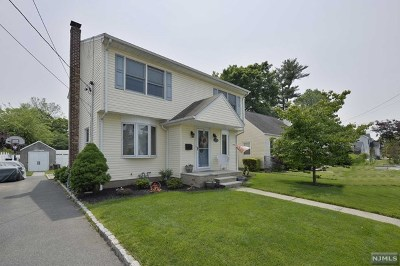 Fair Lawn Single Family Home Under Contract: 2-06 Berdan Avenue