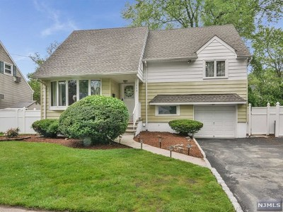 Bergen County Single Family Home Under Contract: 580 Sandra Place