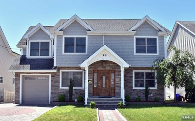 Bergen County Single Family Home Under Contract: 92 Alberta Drive