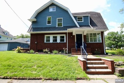 Bergen County Single Family Home Under Contract: 1 Beech Street