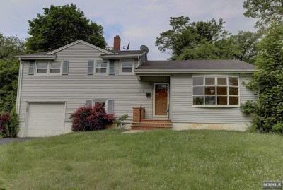 Glen Rock Single Family Home Under Contract: 204 Fairmount Avenue