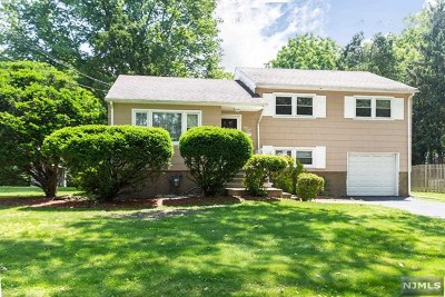Paramus NJ Single Family Home Under Contract: $550,000