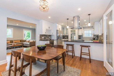 Essex County Single Family Home Under Contract: 17 Graham Terrace