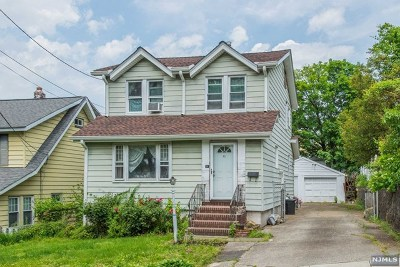 Bogota Single Family Home Under Contract: 41 Chestnut Avenue