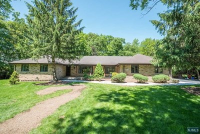 Bergen County Single Family Home Under Contract: 300 Forest Road