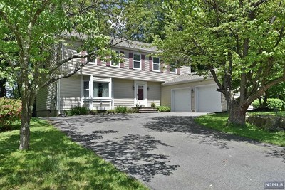 West Milford Single Family Home Under Contract: 18 Eagle Rock Road