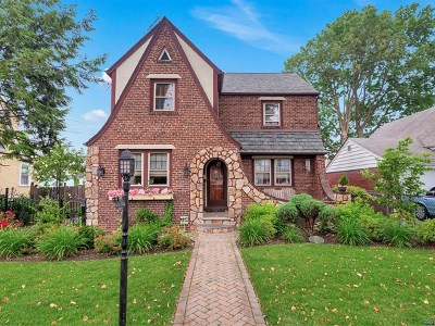Hasbrouck Heights Single Family Home Under Contract: 237 Lasalle Avenue