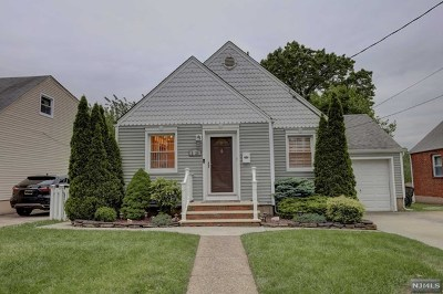 Fair Lawn Single Family Home Under Contract: 3-20 Lyncrest Avenue