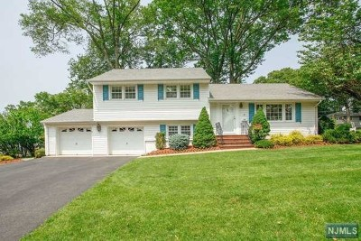 Bergen County Single Family Home Under Contract: 12 Crest Drive