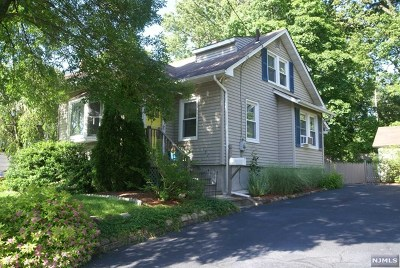 Hawthorne Single Family Home Under Contract: 151 9th Avenue