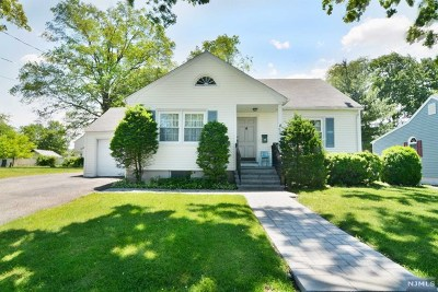 Pompton Lakes Single Family Home Under Contract: 420 Broadway