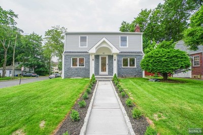Teaneck Single Family Home Under Contract: 40 West Forest Avenue