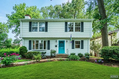 Glen Rock Single Family Home Under Contract: 48 Norwood Avenue