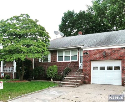 Hackensack Single Family Home Under Contract: 317 Chestnut Avenue
